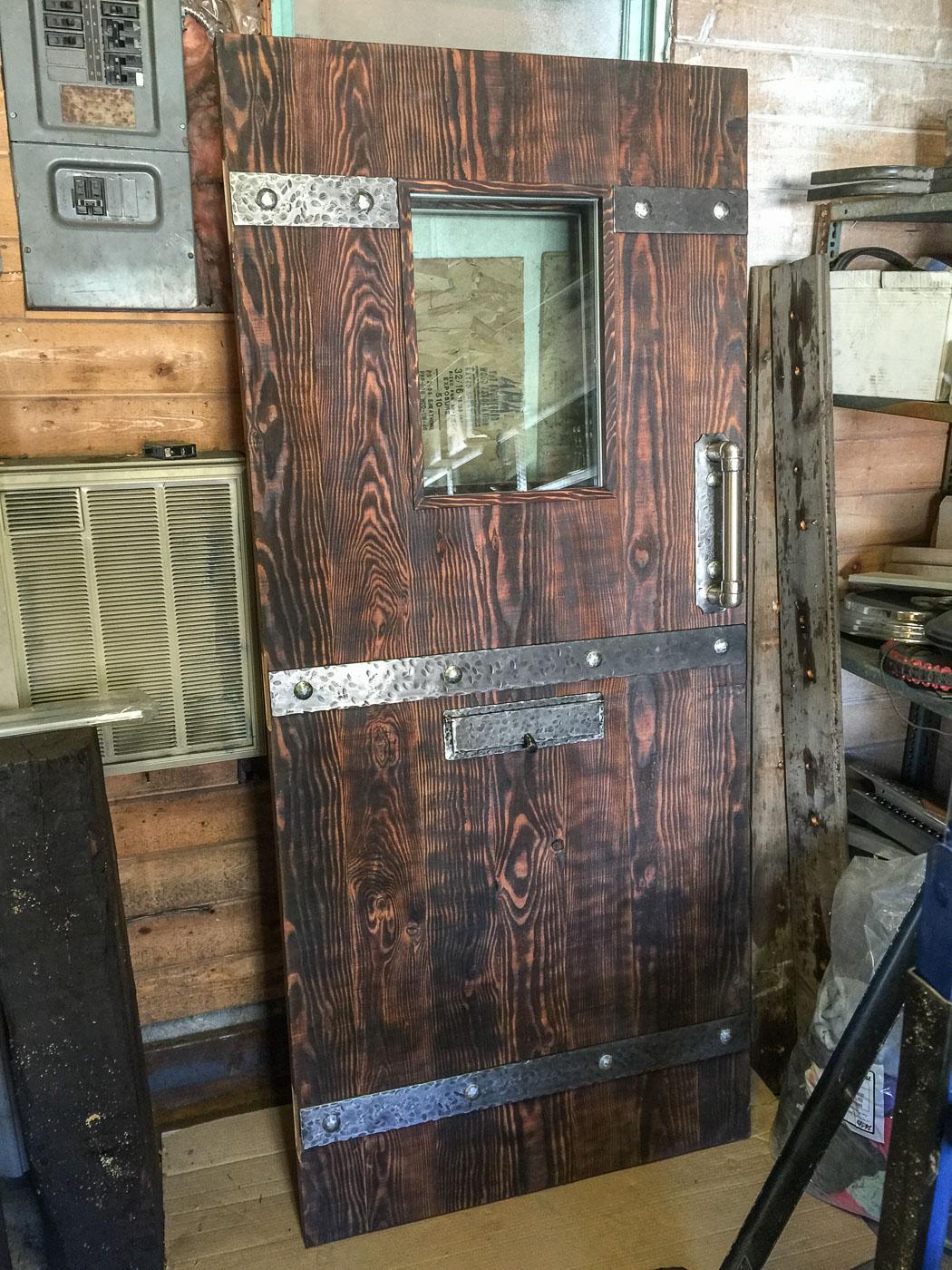 Medieval Style Doors Kelly O Bryan S Prince George